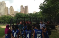 "Nick's Foundation supports  a softball team with the summer league from the ""DREAM Charter School"" in Harlem, NY.  The team was named after Nicholas' Little League name, Hoover."