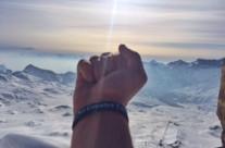 Ryan Durfee the Matterhorn in Zermatt, Switzerland