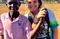 Kelsey Bilthouse and Colin    Kenya ,Africa